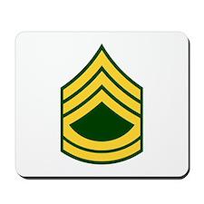 """Army E7 """"Class A's"""" Mousepad"""