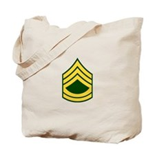 "Army E7 ""Class A's"" Tote Bag"