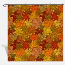 Fall Token Shower Curtain