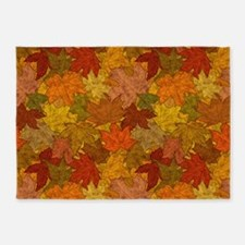 Fall Token 5'x7'Area Rug