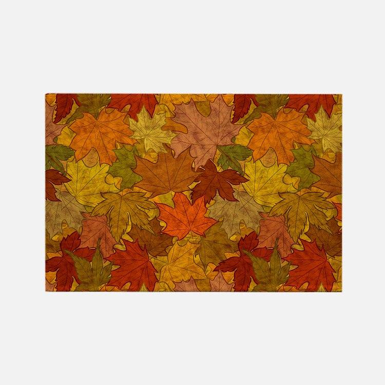 Fall Token Rectangle Magnet (10 pack)