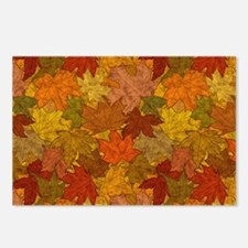 Fall Token Postcards (Package of 8)