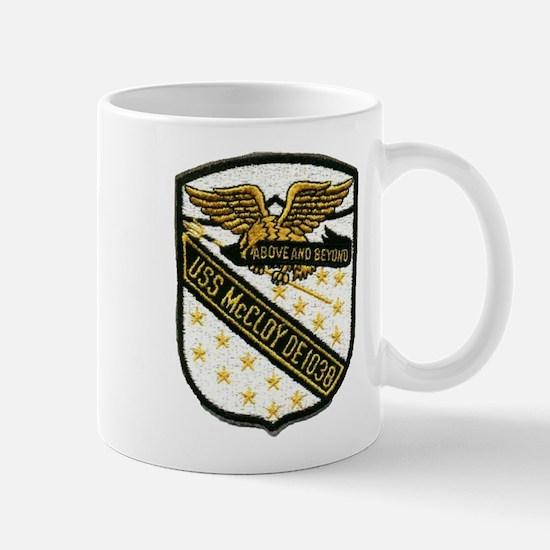 USS McCLOY Mug