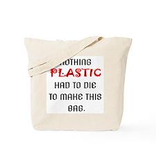 ANTI-PLASTIC Tote Bag