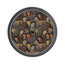 Crowd Puller Wall Clock