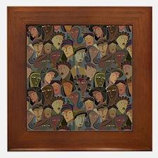 Crowd Puller Framed Tile