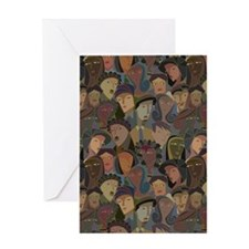 Crowd Puller Greeting Card