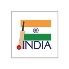 Cricket India Sticker