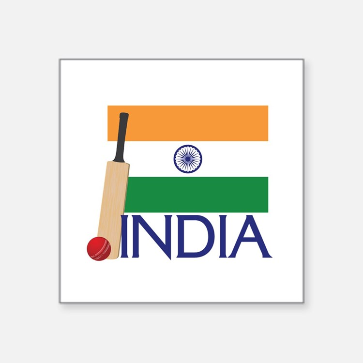 Cricket India Sticker