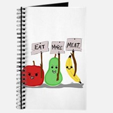 Eat More Meat Journal
