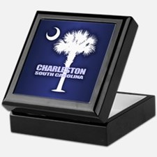 Charleston Keepsake Box