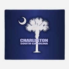 Charleston Throw Blanket