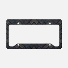 Aztec Fitting License Plate Holder