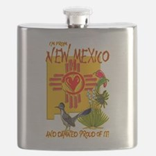 I'M FROM NEW MEXICO Flask