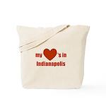 Indianapolis Tote Bag