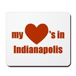 Indianapolis Mousepad