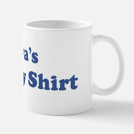 Tanya birthday shirt Mug