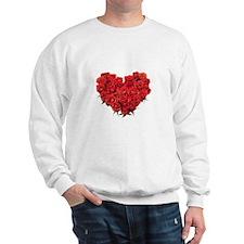 Heart of Roses Sweatshirt