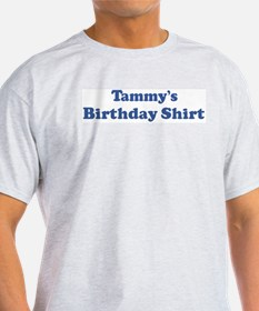 Tammy birthday shirt T-Shirt
