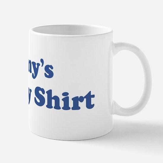 Tammy birthday shirt Mug