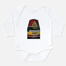 Key West Long Sleeve Infant Bodysuit