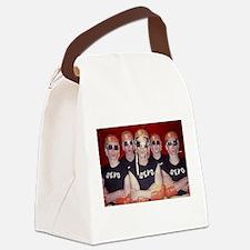 Cool Punk rock Canvas Lunch Bag