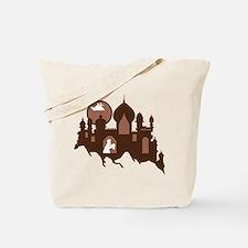 Arabian Nights Tote Bag