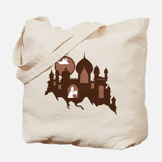 Arabian Nights Tote Bag
