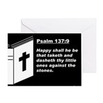Psalm 137:9 Greeting Card