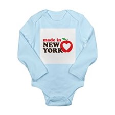 Made In New York Body Suit