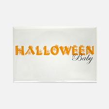 Halloween Baby Rectangle Magnet