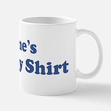 Elaine birthday shirt Mug