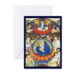 Heavenly Host Christmas Cards (Pk of 20)