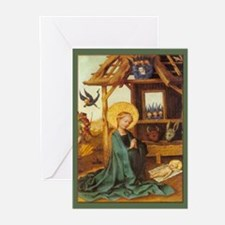 The Adoration Christmas Cards (Pk of 20)