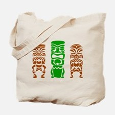 Tiki Men Tote Bag