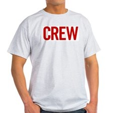 Crew (red) T-Shirt