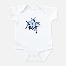 Big Brothers Rock2 - Infant Bodysuit