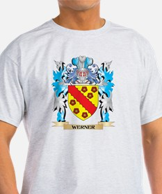 Werner Coat of Arms - Family Crest T-Shirt