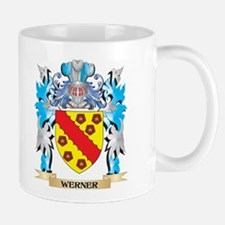 Werner Coat of Arms - Family Crest Mugs