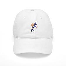 American Samoa Girl Baseball Cap