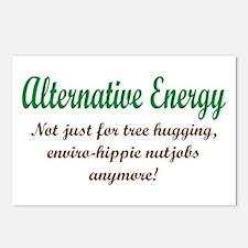 Alt Energy Postcards (Package of 8)