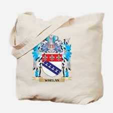 Whelan Coat of Arms - Family Crest Tote Bag