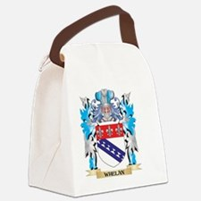 Whelan Coat of Arms - Family Cres Canvas Lunch Bag
