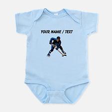 Custom Hockey Player Body Suit