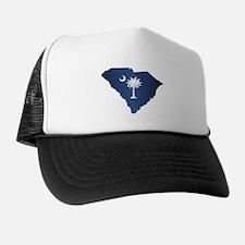 South Carolina (geo) Trucker Hat