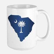 South Carolina (geo) Mugs