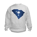 Palmetto flag Crew Neck