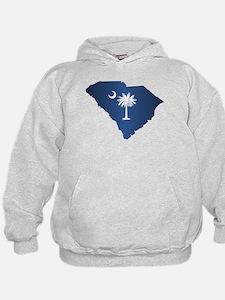 South Carolina (geo) Hoodie