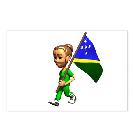 Solomon Islands Postcards (Package of 8)