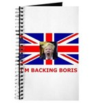 I'M BACKING BORIS Journal